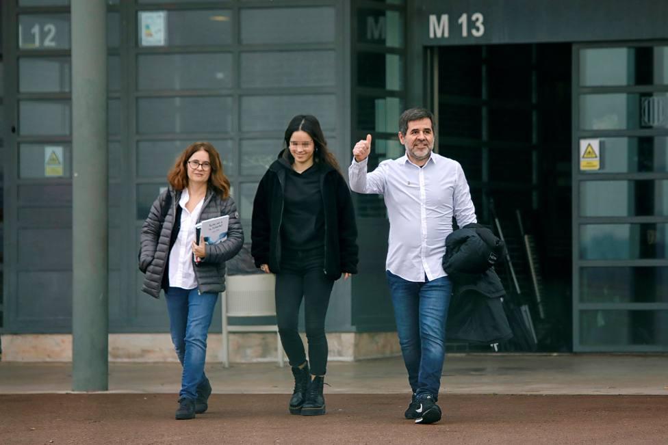 Jordi Sànchez solicita el tercer grado para poder confinarse en su casa por el coronavirus