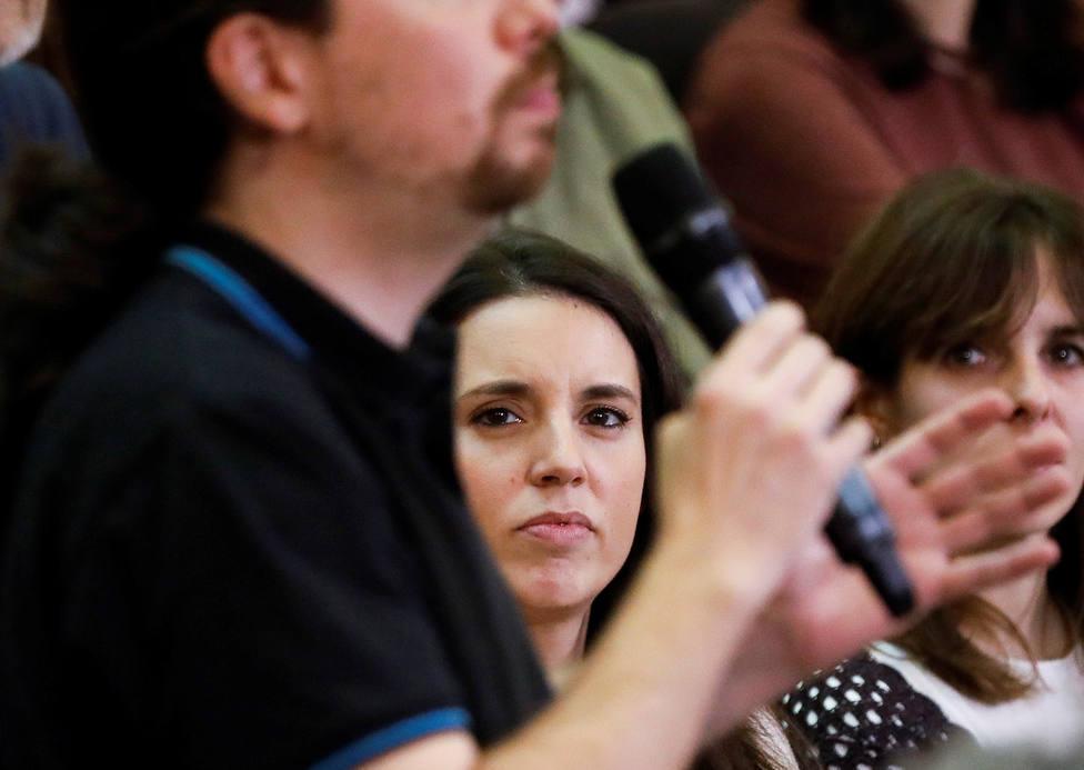 Irene Montero explica por qué está en el equipo de Pablo Iglesias y las redes responden: Es un bulo