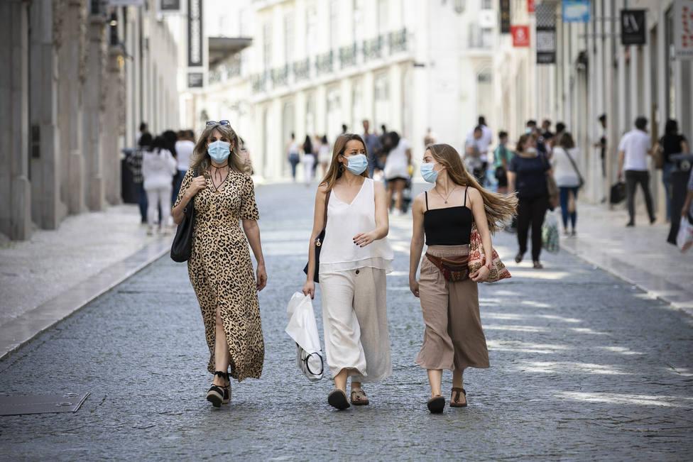 Daily life in Lisbon amid coronavirus crisis - 20 May 2020
