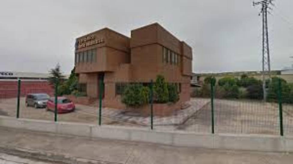 Fallece un trabajador en Calahorra
