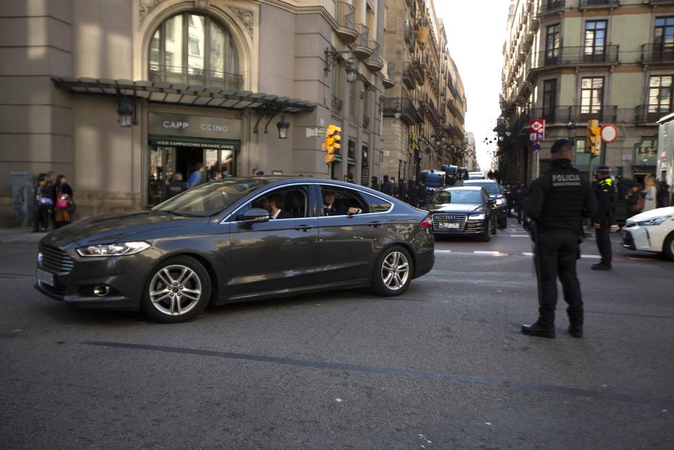 Estos son el número de coches oficiales que utilizan los ministros de Podemos: el 13% del total del Gobierno