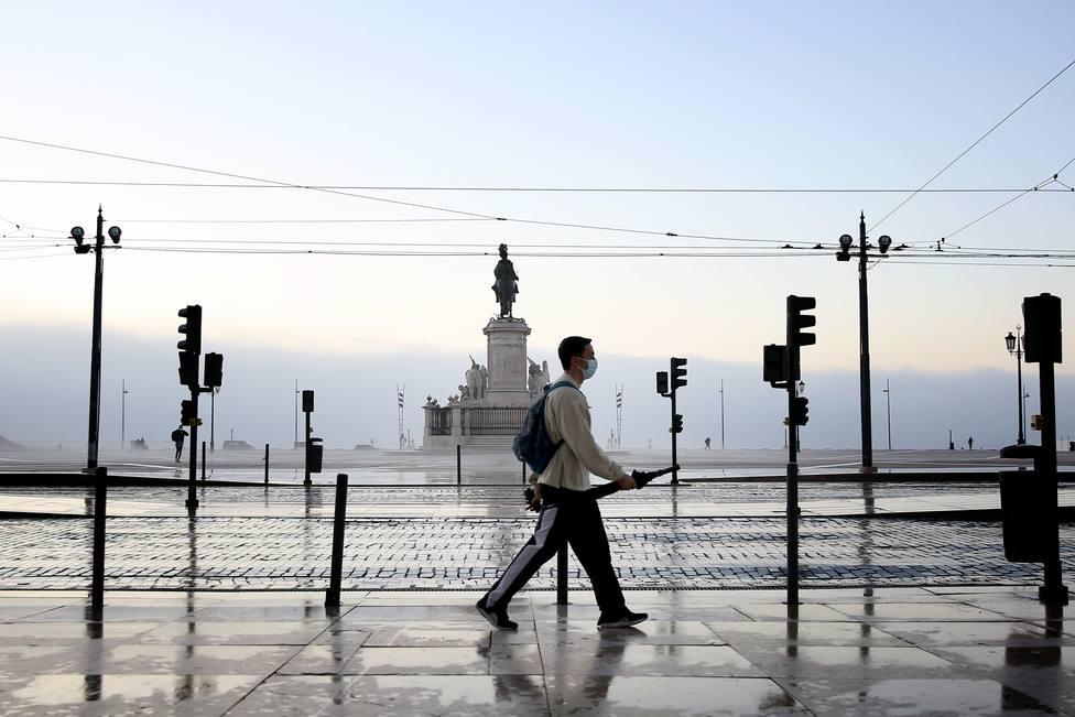 Portugal bate su récord de pacientes en las UCI tras confirmar más de 4.000 nuevos casos