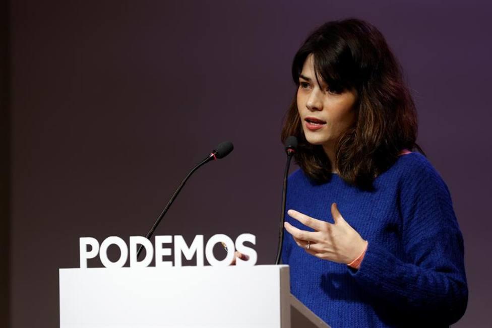 Podemos acusa a PSOE de no respetar el protagonismo del ministerio Igualdad