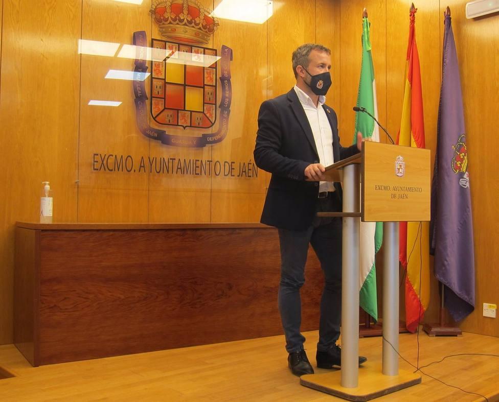 Jaén.- El alcalde tacha de absoluta decepción que Defensa desprecie la candidatura de Jaén al Plan Colce