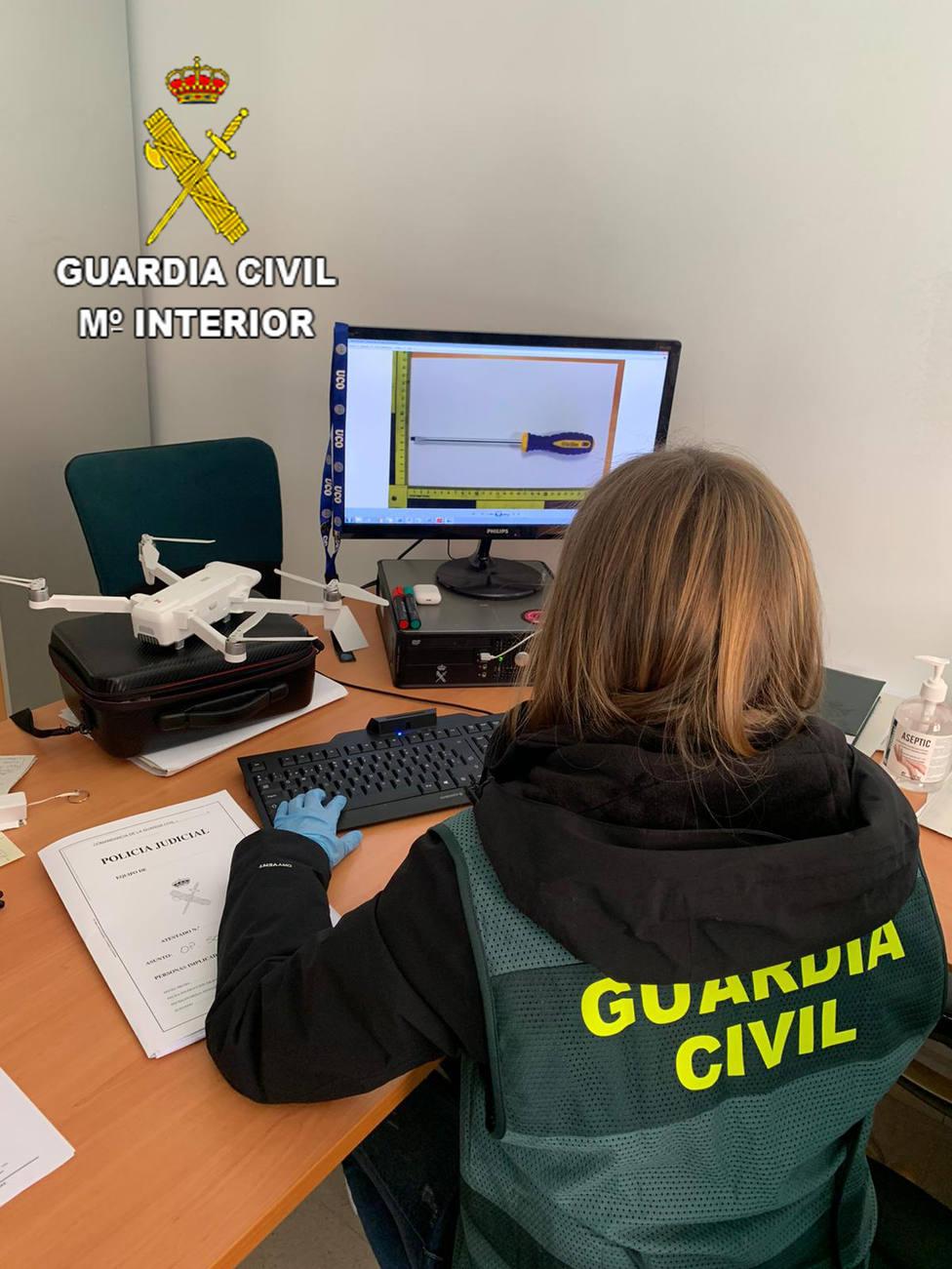 Foto Guardia Civil Guadalajara