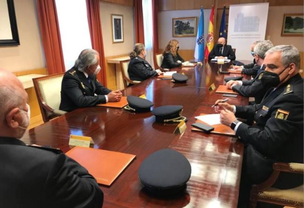reunio delegacion gobierno galicia