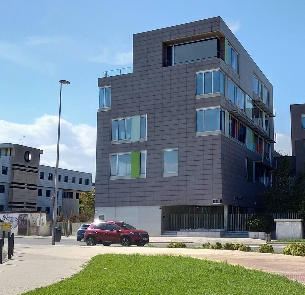 Nueva sede del Colegio de Médicos de Castellón
