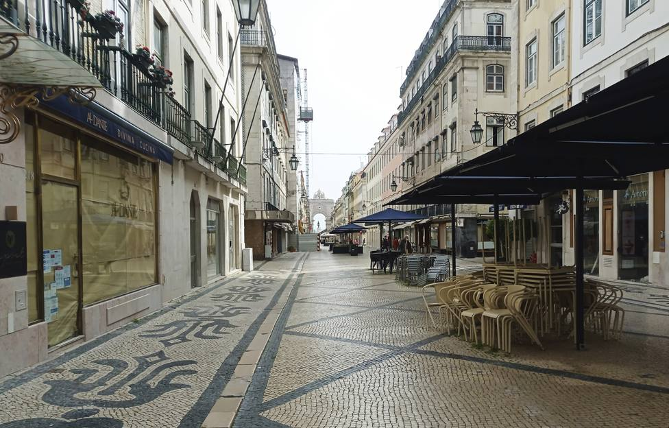 Portugal suma 553 nuevos positivos y sigue preparada para comenzar la tercera fase de su desescalada