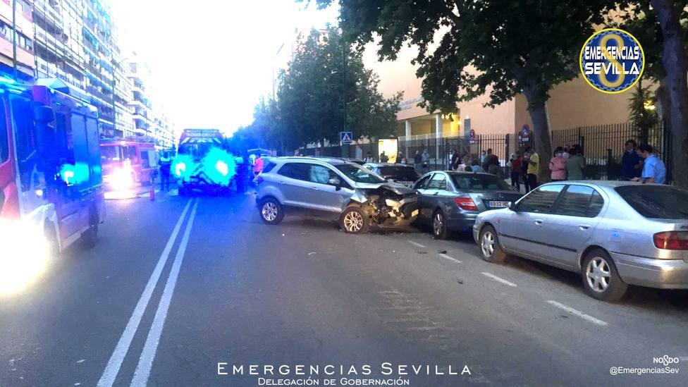 ctv-ncb-accidente-en-la-avenida-de-reina-mercedes