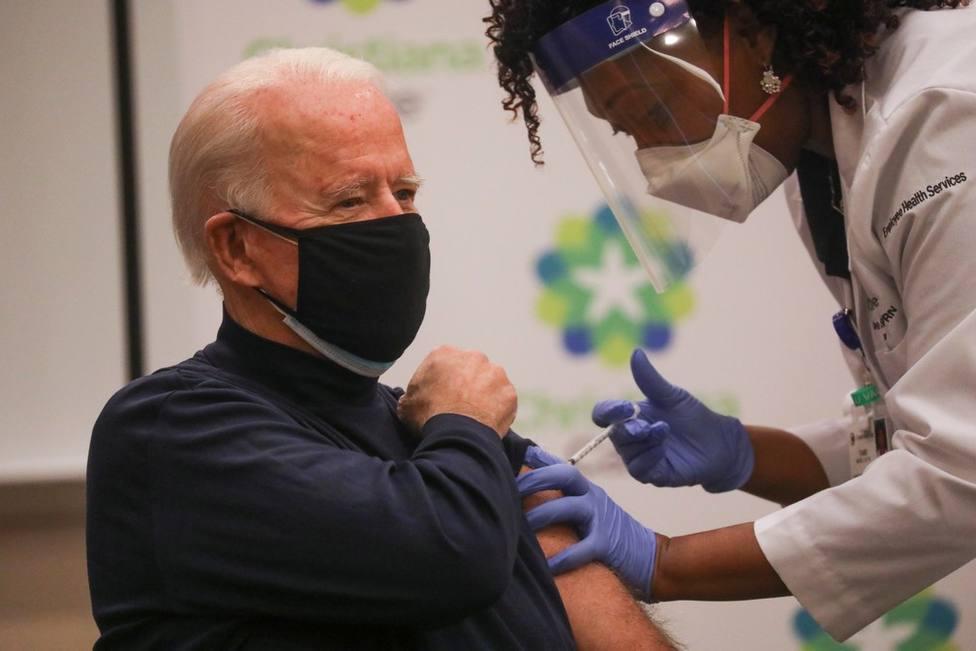 Estados Unidos apoya liberar las patentes de las vacunas contra el coronavirus para universalizar su uso