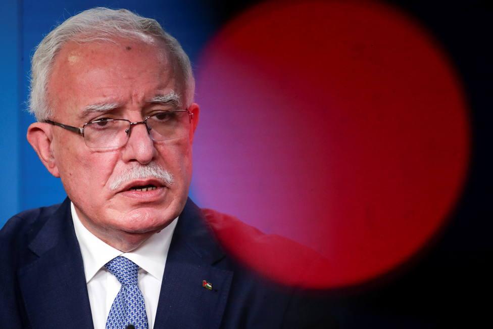 La Autoridad Palestina acusa a Israel de crímenes de guerra ante el Consejo de Seguridad de la ONU