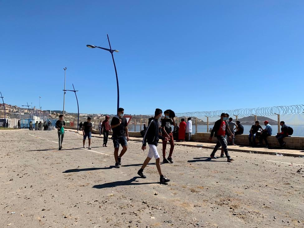 El 112 atiende en Ceuta más de 1.700 llamadas, la gran mayoría por peleas y asentamientos