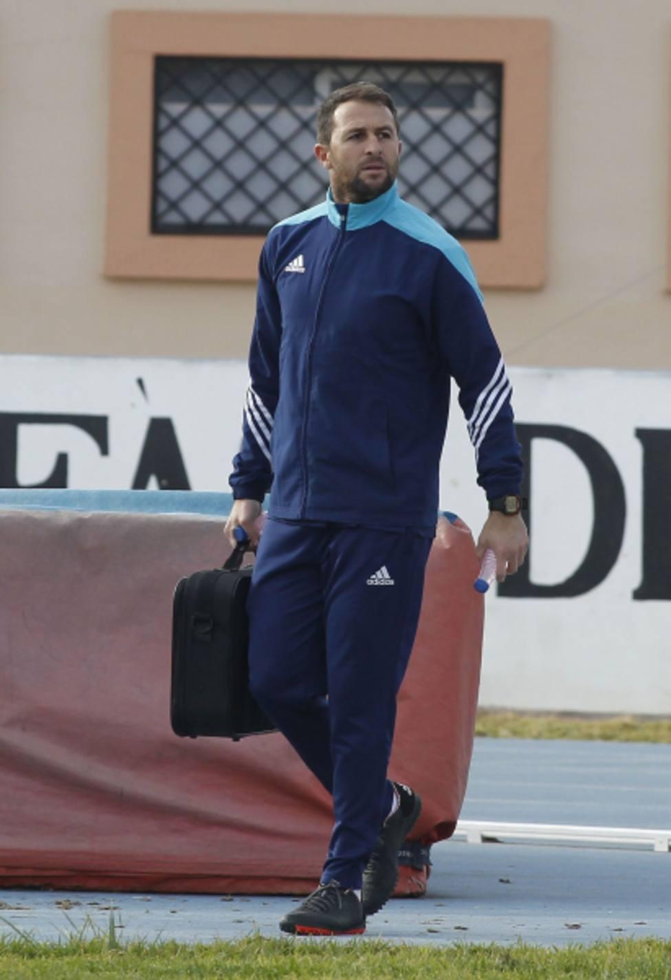 José Carlos Olivares, nuevo entrenador del Huércal Overa