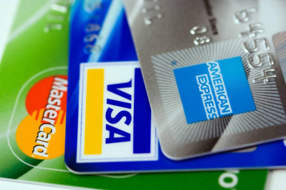 Tarjetas de crédito (foto recurso)