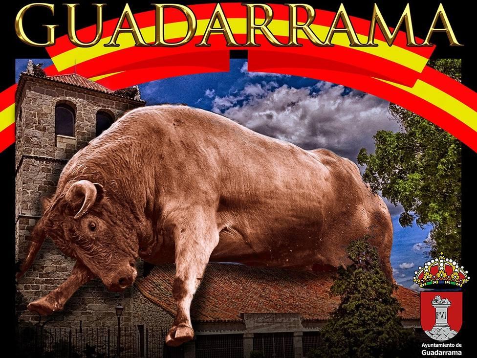 Cartel ganaderías Feria Taurina de Guadarrama 2021