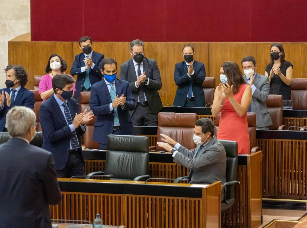 La tensión entre PP y Vox que puede dar un vuelco en la situación política de Andalucía
