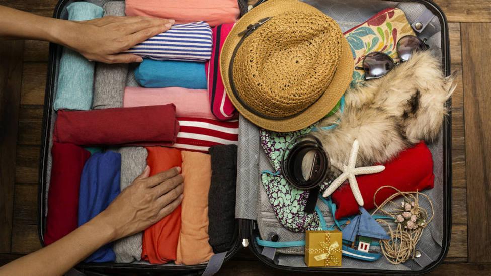 Cinco consejos para organizar tu maleta y poder llevar todo lo que necesitas estas vacaciones