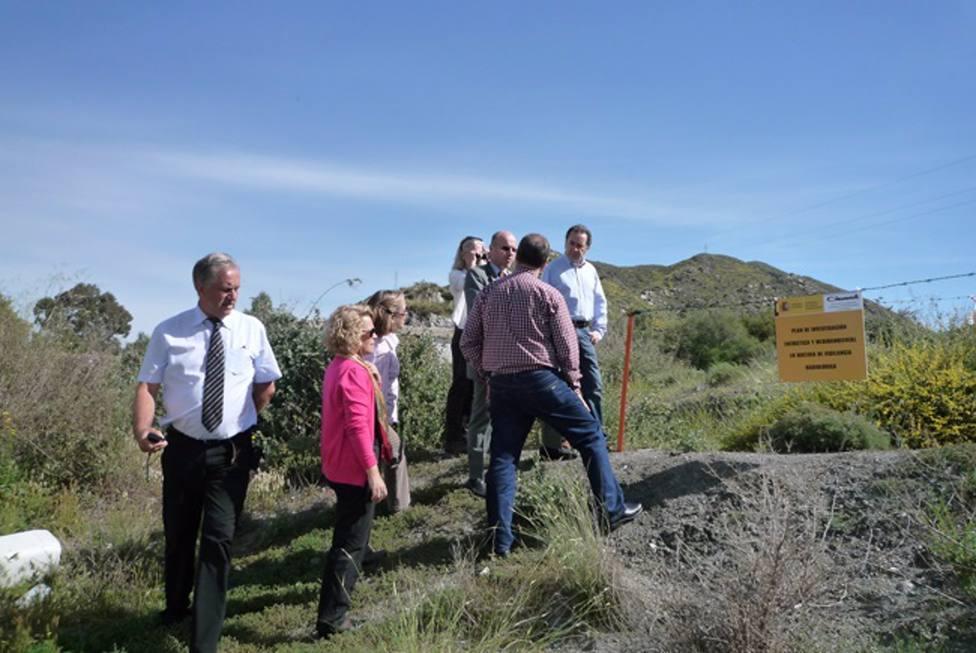 Almería.-El Gobierno traslada al Ciemat la competencia para limpiar la tierra contaminada con radiactividad en Palomares