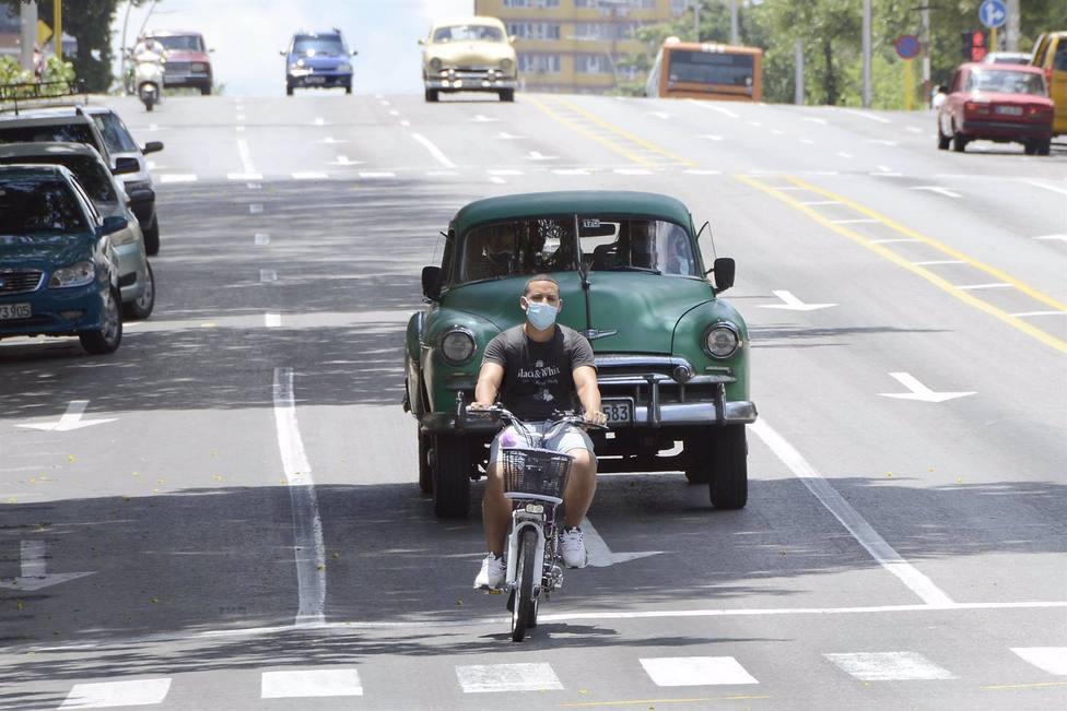 Cuba bate su récord de casos de COVID-19 con más de 9.900 nuevos positivos en 24 horas