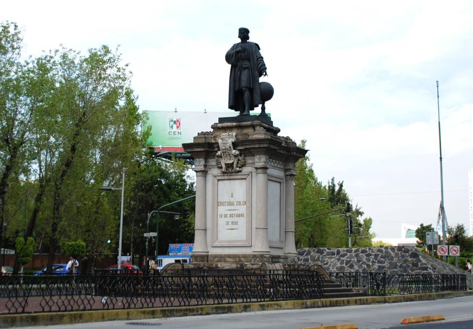 ctv-4ot-monumento a coln buenavista ciudad de mxico