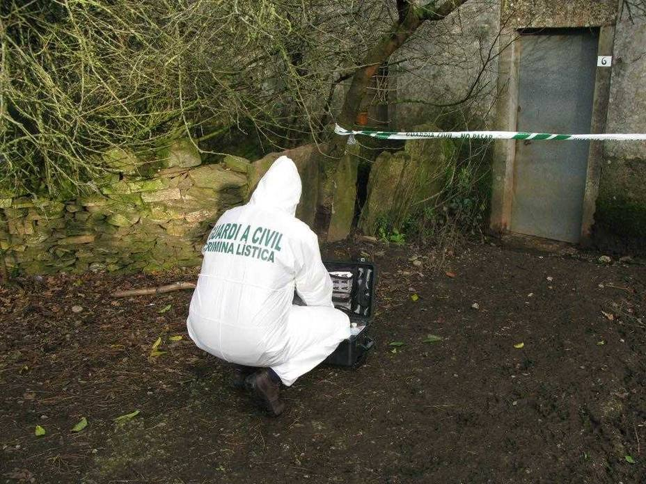 Dos detenidos en Lalín por la muerte de una anciana a la que cuidaban