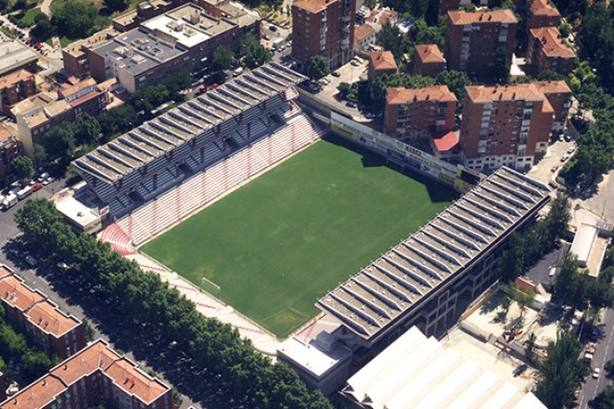 Estadio de Vallecas