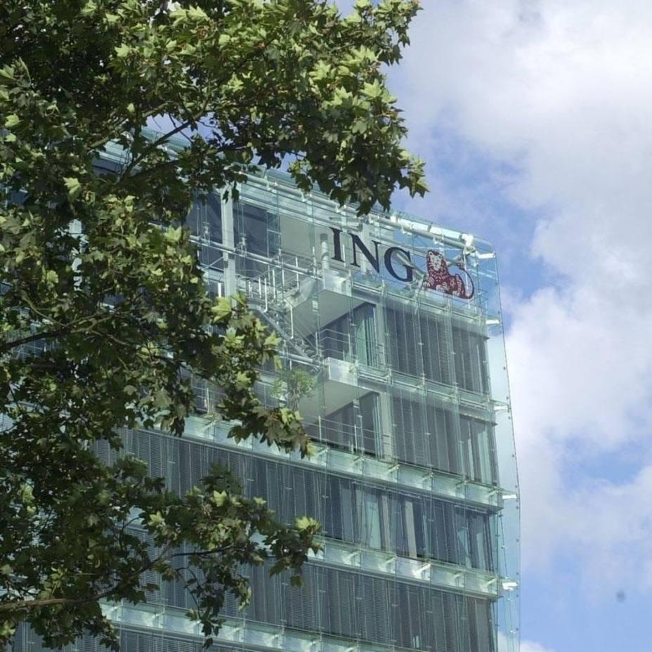 ING Group gana un 43,6% menos en el tercer trimestre por una multa relacionada con prácticas corruptas