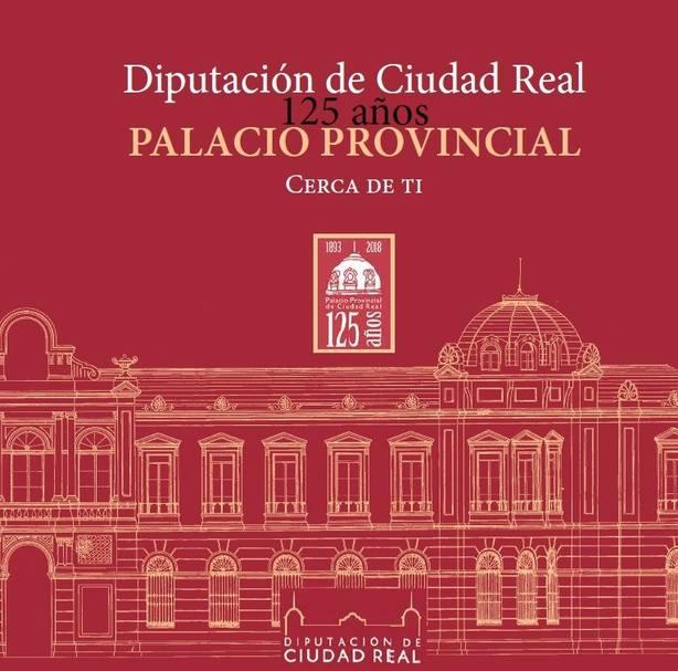 Libro 125 años Palacio Provincial