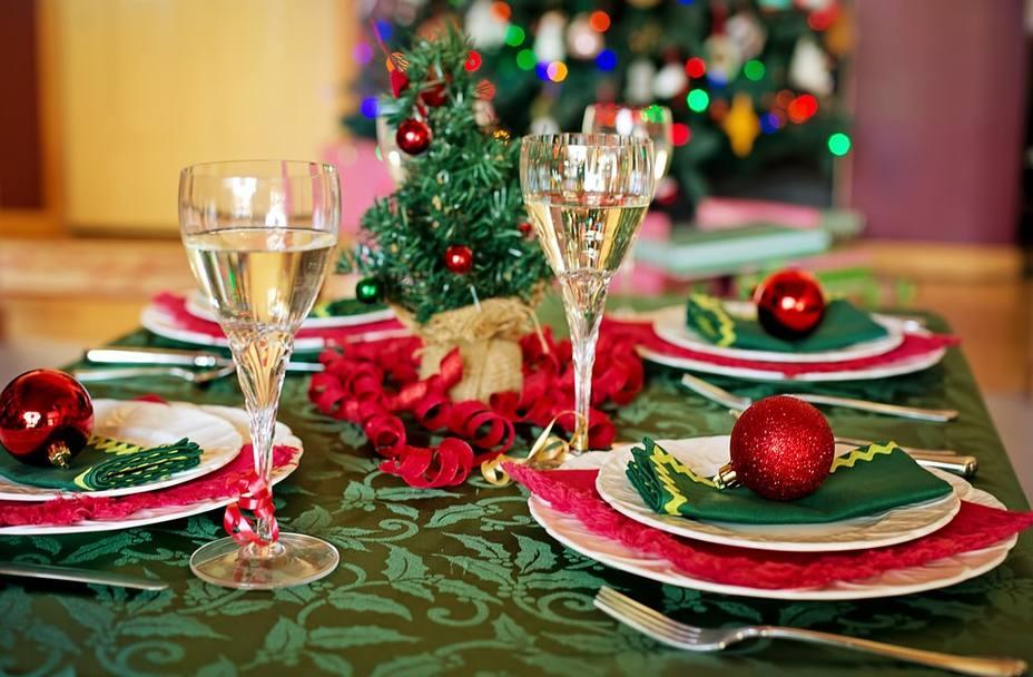 Las comidas navideñas de este año serán más caras que en 2017