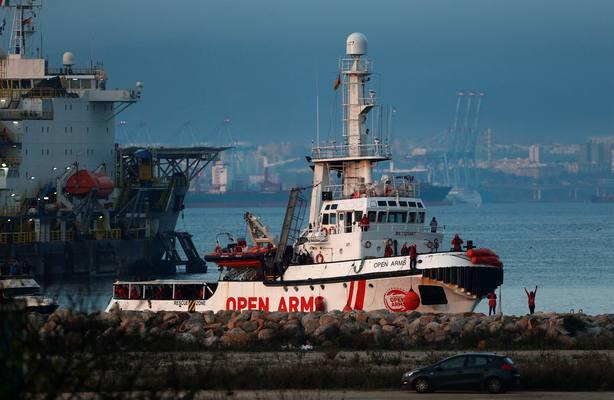 Salvamento Marítimo Humanitario critica al Gobierno por alinearse con las políticas xenófobas de Italia y Malta