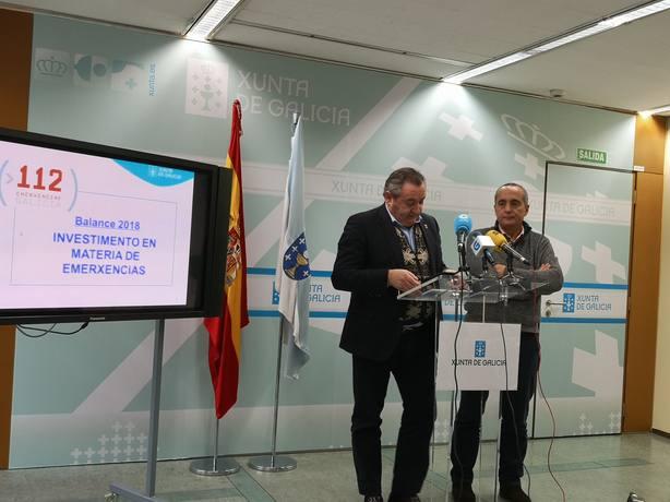 La Xunta espera respuesta para el parque de Bomberos que atenderá a 120.000 habitantes en Lugo