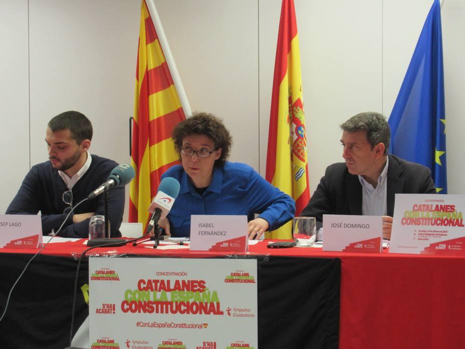 Entidades convocan el domingo una protesta en Barcelona contra el diálogo Gobierno-Torra