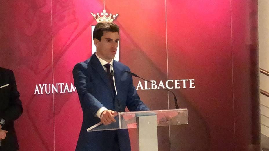 Rubén Pinar Trofeo Triunfador
