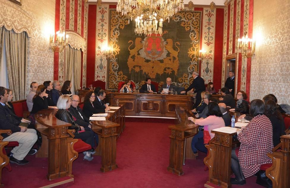Pleno del Ayuntamiento de Alicante (Ayuntamiento)