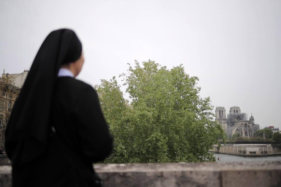 Condolencia del Card. Blázquez al arzobispo de París por el incendio en Notre Dame