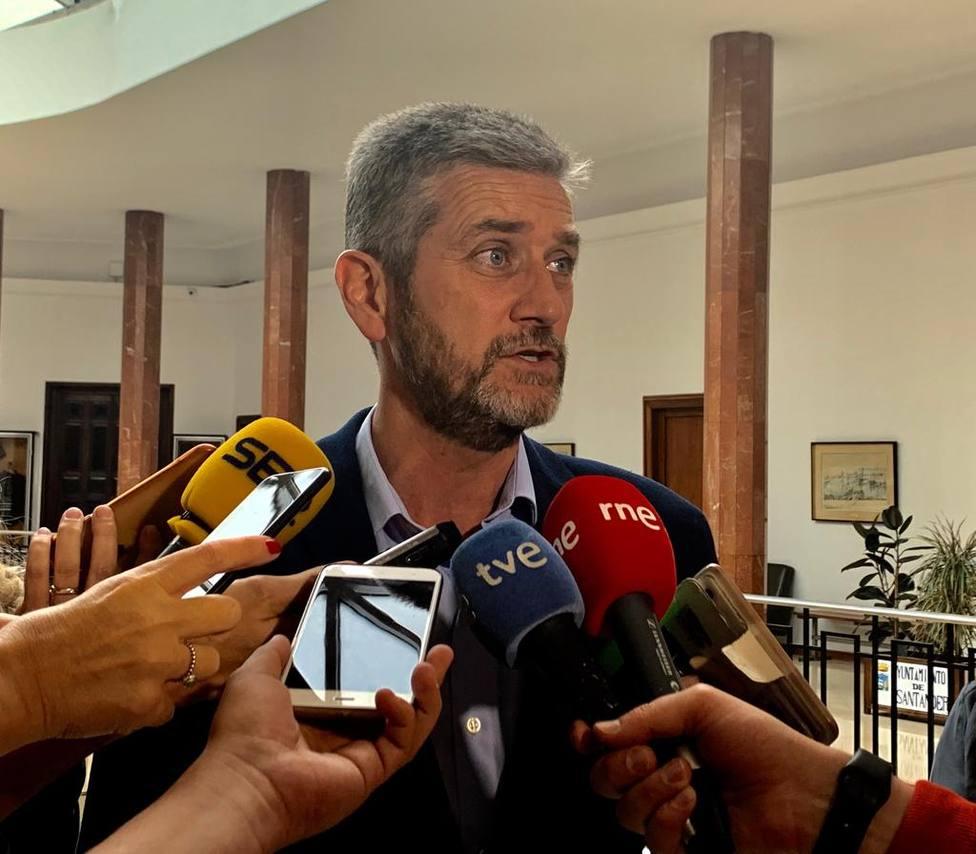 Se tensan las negociaciones entre Ciudadanos y Populares en Santander