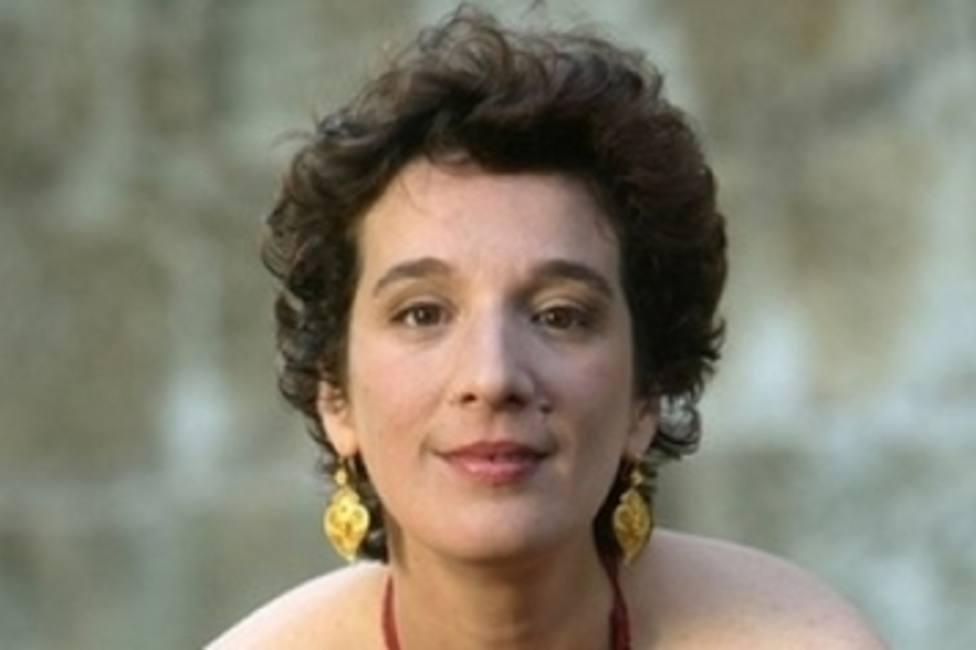 La cantante portuguesa Dulce Pontes