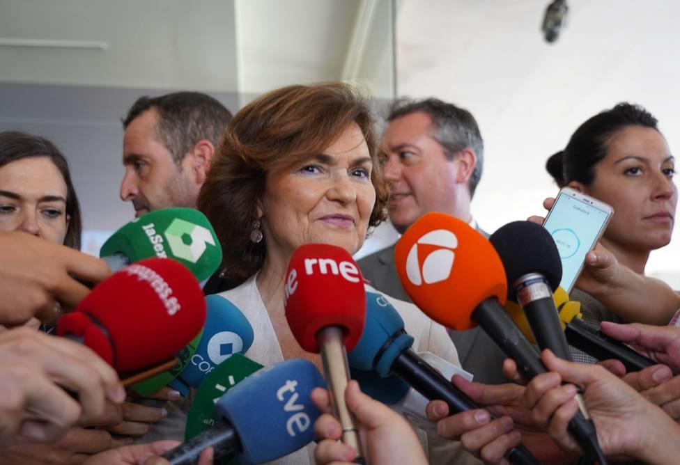 Calvo pide responsabilidad y madurez a políticos para formar Gobierno: Deben dar un recital de compromiso y madurez