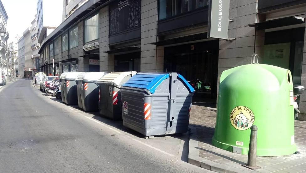 Aumento de recogida de residuos
