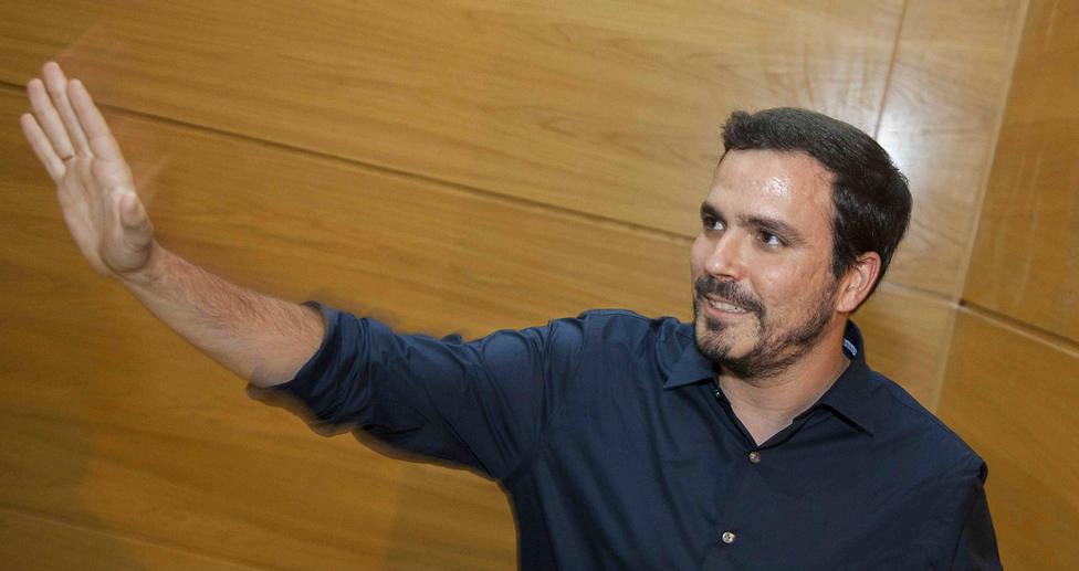 Garzón acusa a Sánchez de hacer con el Open Arms lo mismo que la extrema derecha de Salvini