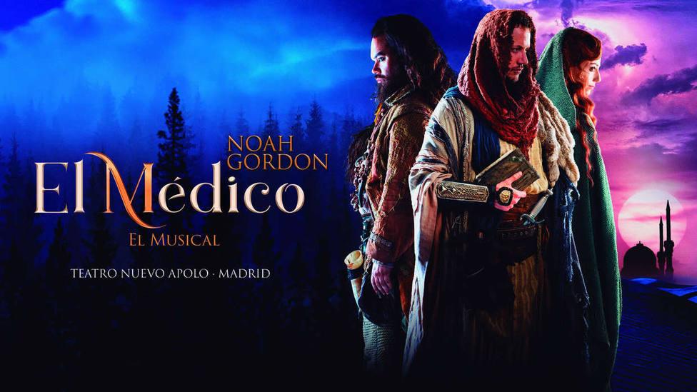 El Médico, el musical más esperado de Madrid inicia su segunda temporada