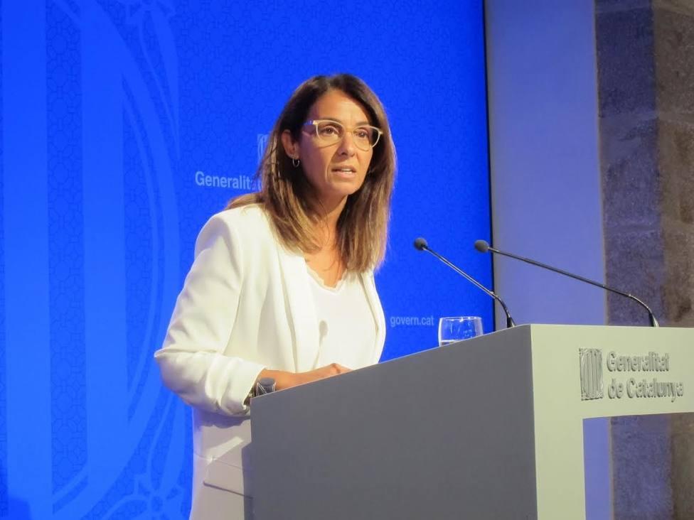 Budó replica a Rovira que ningún miembro del Govern ha planteado una convocatoria electoral