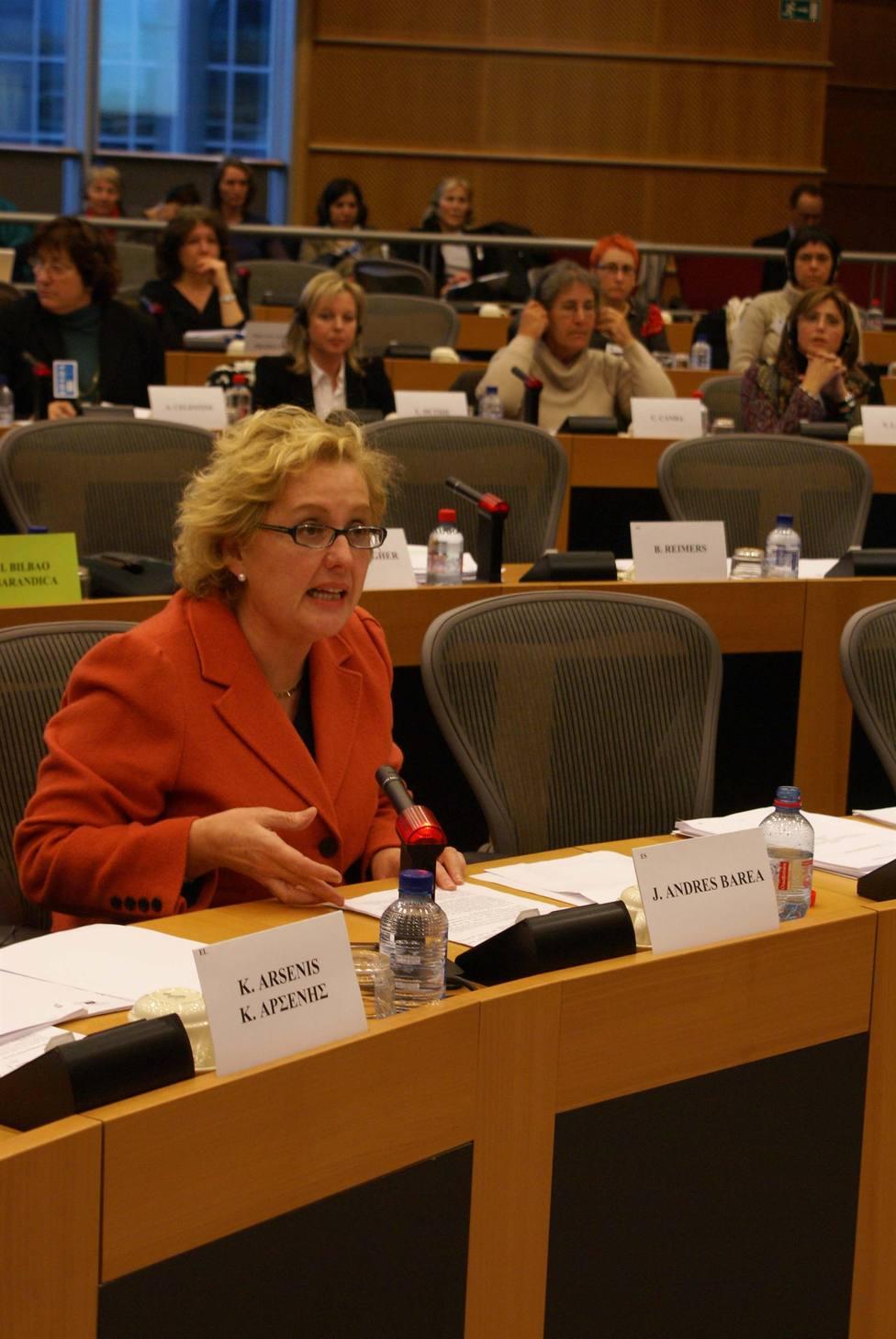 La futura presidenta del Pacto de Toledo modifica su declaración de bienes para incluir su plan de pensiones