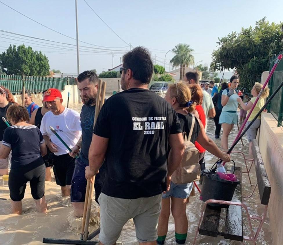 El Ayuntamiento de Murcia pone en marcha un dispositivo para voluntarios que quieran prestar ayuda
