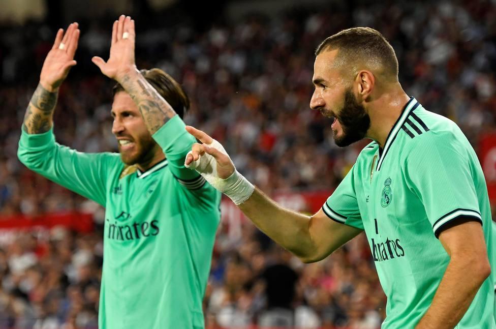 El Real Madrid más táctico de la temporada ¡Jugadores destacados!