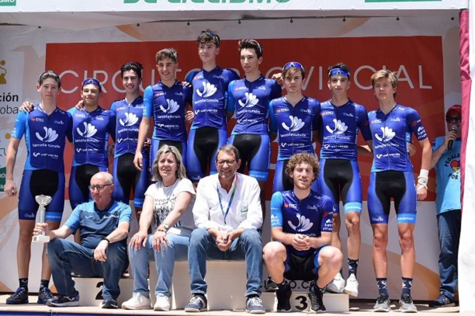 Valverde Team-Terra Fecundis contará con quince júniors en 2020