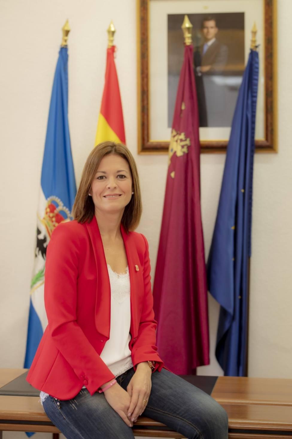 La alcaldesa de Águilas se posiciona como líder en transparencia regional ocupando el primer puesto