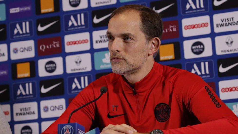Tuchel, sobre Cavani: No queremos perder a ningún jugador, pero puede ocurrir, es la realidad