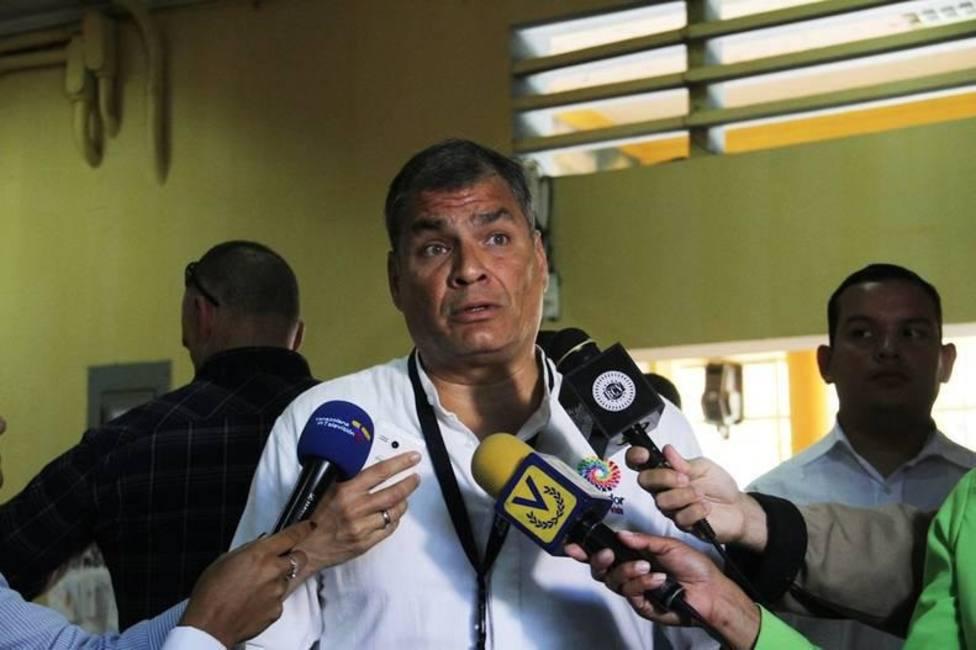 Suspenden el juicio contra Correa por supuesto cohecho tras presentar un recurso contra los jueces