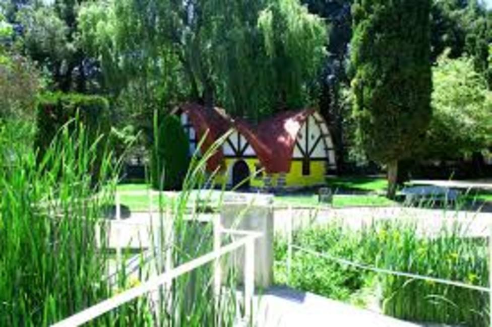 Parque municipal Miguel Servet
